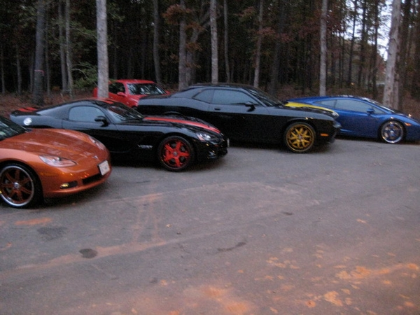 Viper, Porsche, Lamborghini, Camaro SS