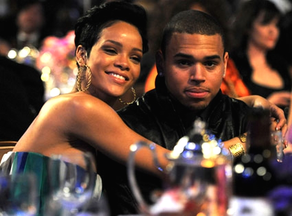 Chris brown and Rihanna love stories