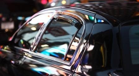 NYC sedan tint solution
